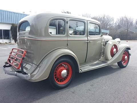 1933 Chevrolet Master Eagle in Hayes, Virginia - Photo 8
