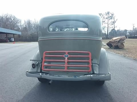 1933 Chevrolet Master Eagle in Hayes, Virginia - Photo 9
