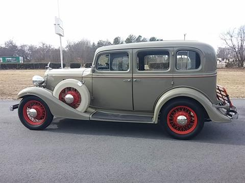 1933 Chevrolet Master Eagle in Hayes, Virginia - Photo 11