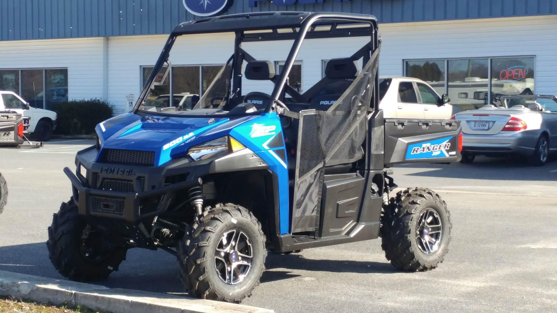 New 2018 Polaris Ranger XP 900 EPS Utility Vehicles in ...