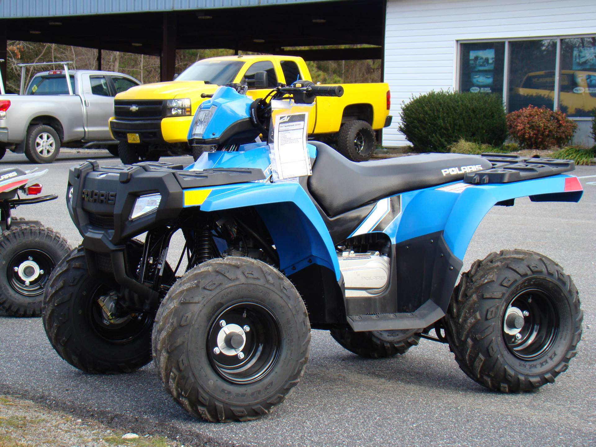 2020 Polaris Sportsman 110 EFI in Hayes, Virginia - Photo 5