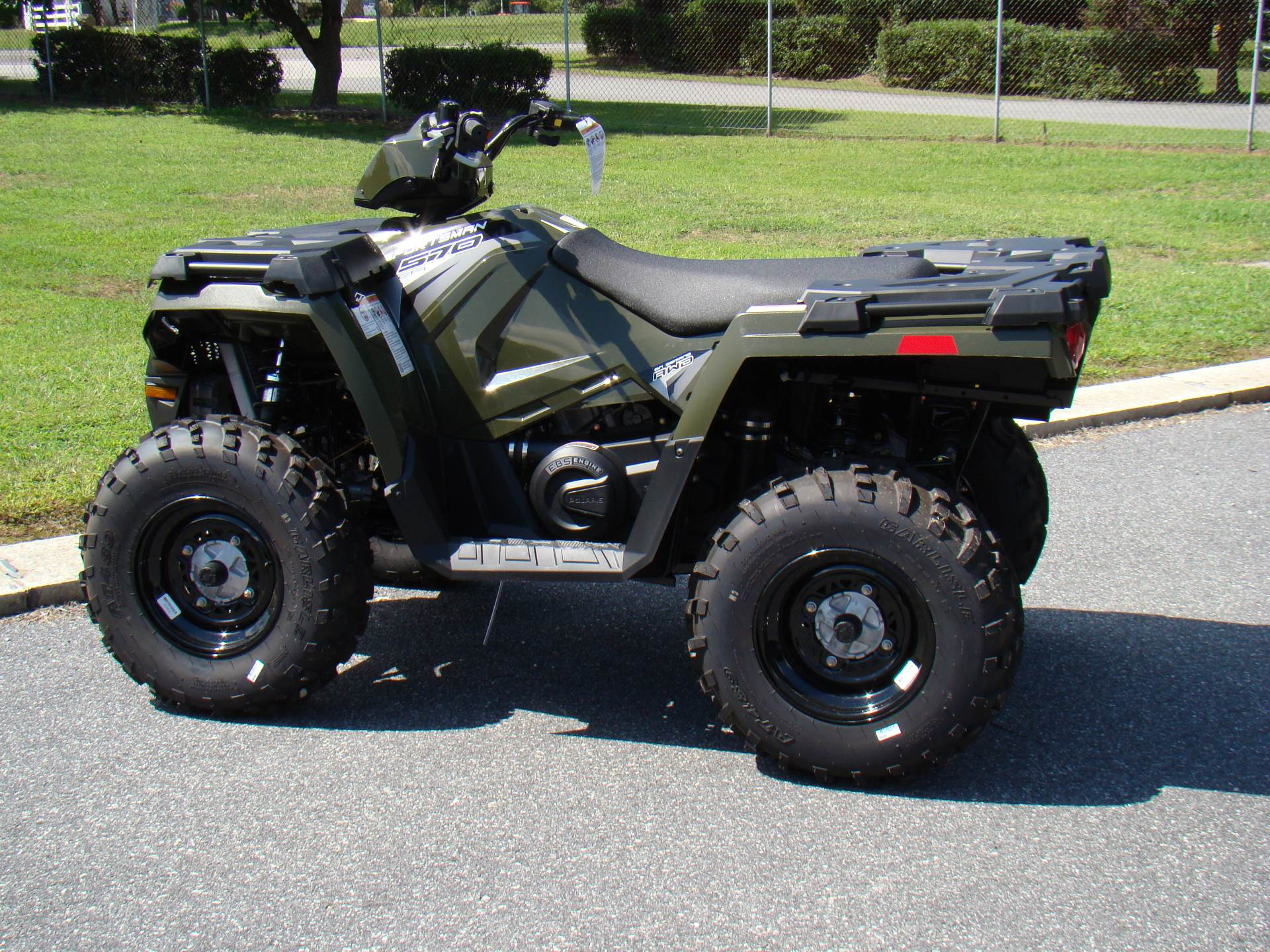 2017 Polaris 570 SPMN in Hayes, Virginia