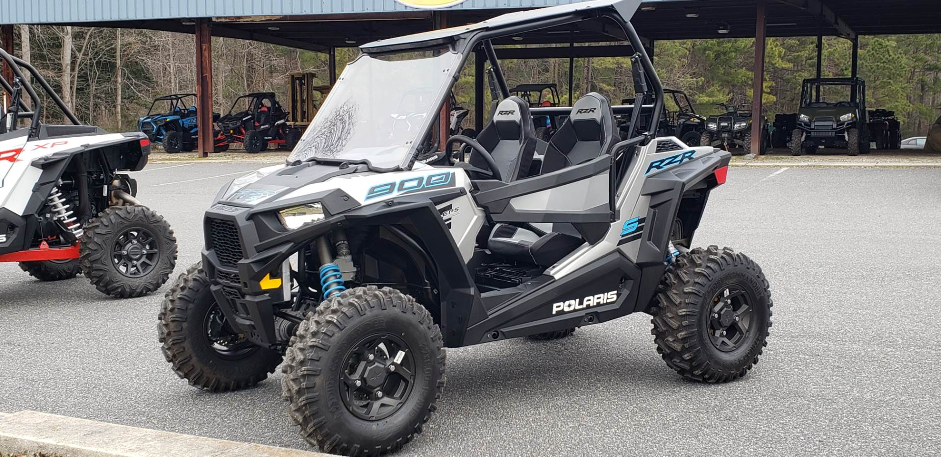 2020 Polaris RZR S 900 Premium in Hayes, Virginia - Photo 1
