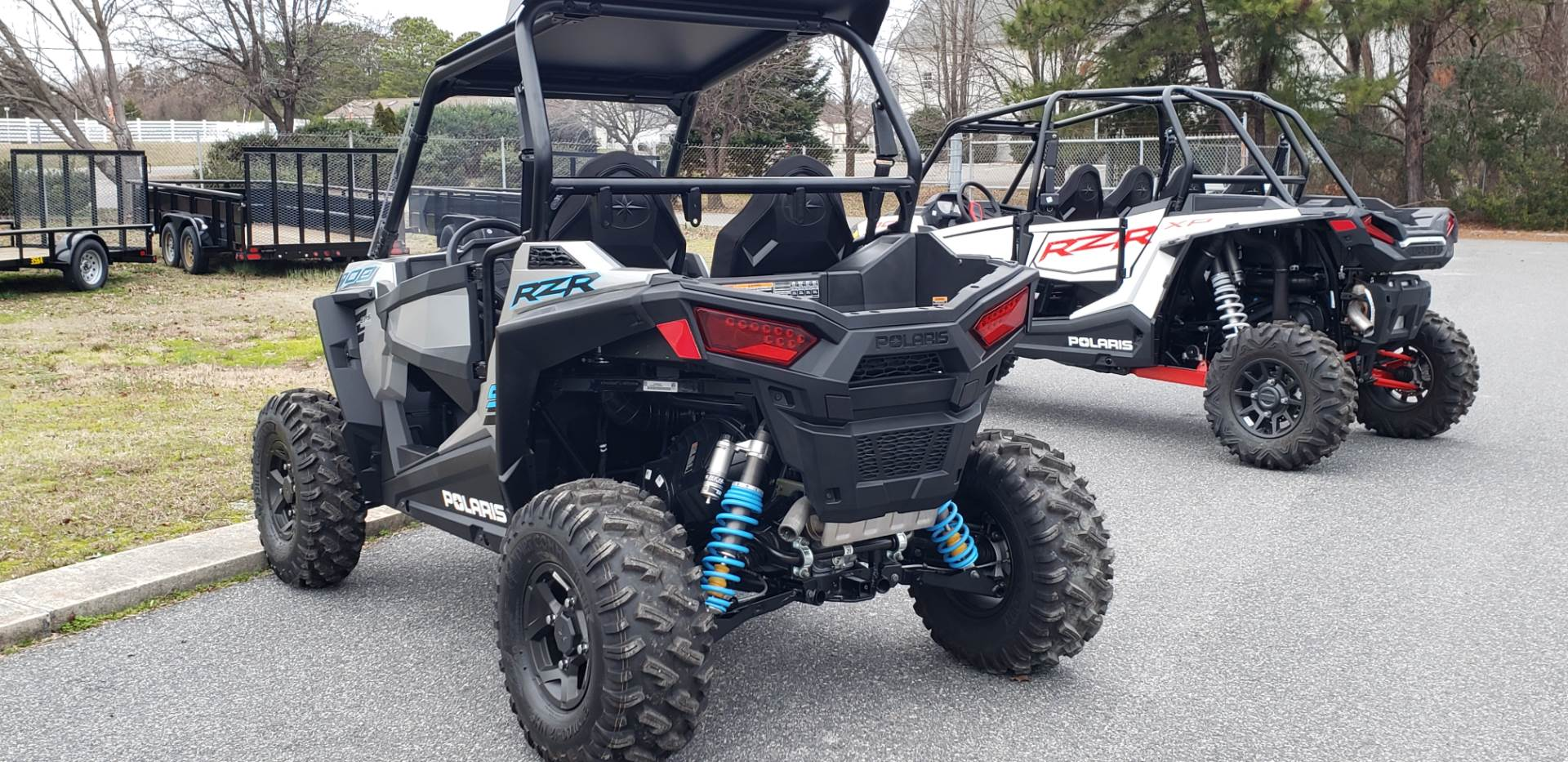 2020 Polaris RZR S 900 Premium in Hayes, Virginia - Photo 2