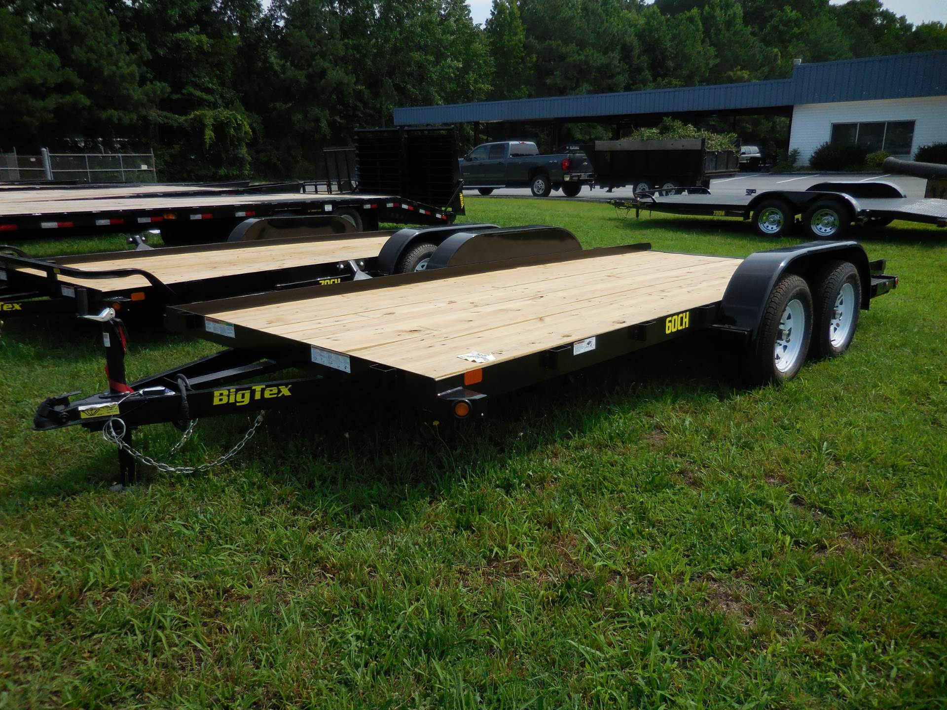 2018 Big Tex Trailers 16' Car Hauler in Hayes, Virginia