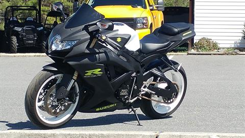 2009 Suzuki GSX-R600 in Hayes, Virginia