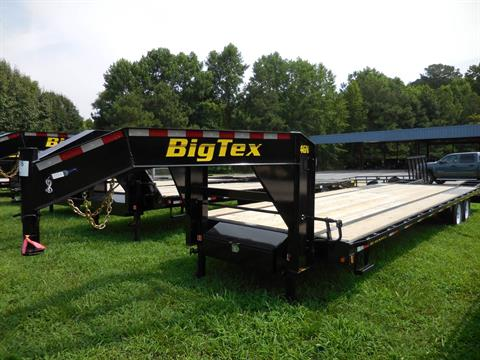 2015 Big Tex Trailers 25' GOOSENECK in Hayes, Virginia