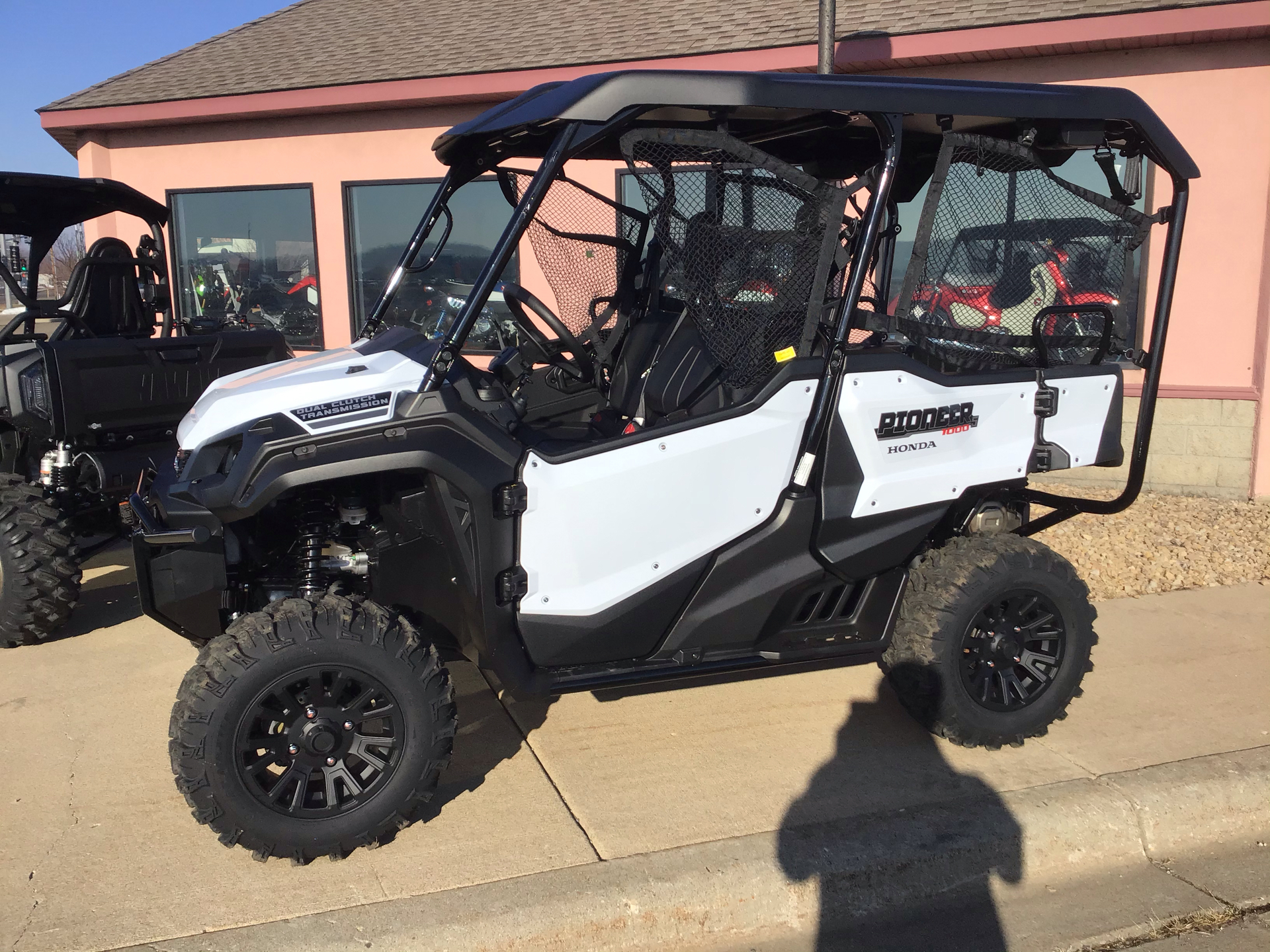 2021 Honda Pioneer 1000-5 Deluxe in Belle Plaine, Minnesota - Photo 1