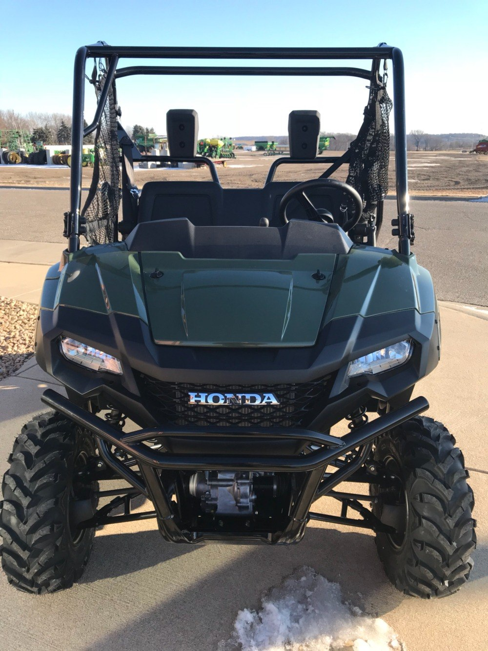 2018 Honda Pioneer 700 in Belle Plaine, Minnesota