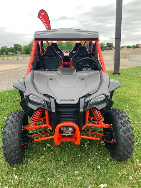 2020 Honda Talon 1000X-4 FOX Live Valve in Belle Plaine, Minnesota - Photo 2