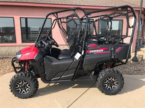 2020 Honda Pioneer 700-4 Deluxe in Belle Plaine, Minnesota - Photo 1