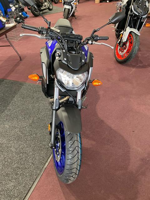 2020 Yamaha MT-07 in Belle Plaine, Minnesota - Photo 2
