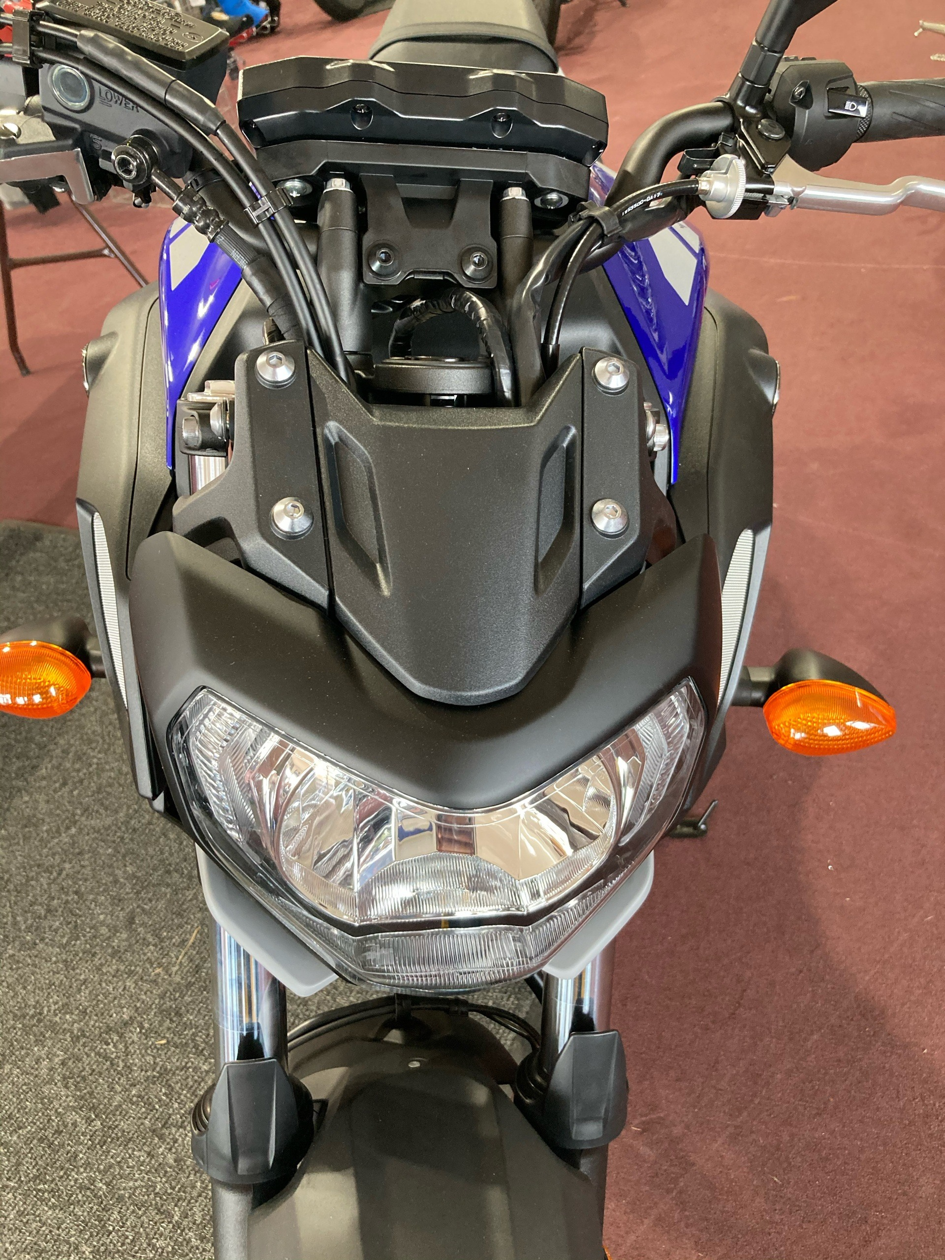 2020 Yamaha MT-07 in Belle Plaine, Minnesota - Photo 5