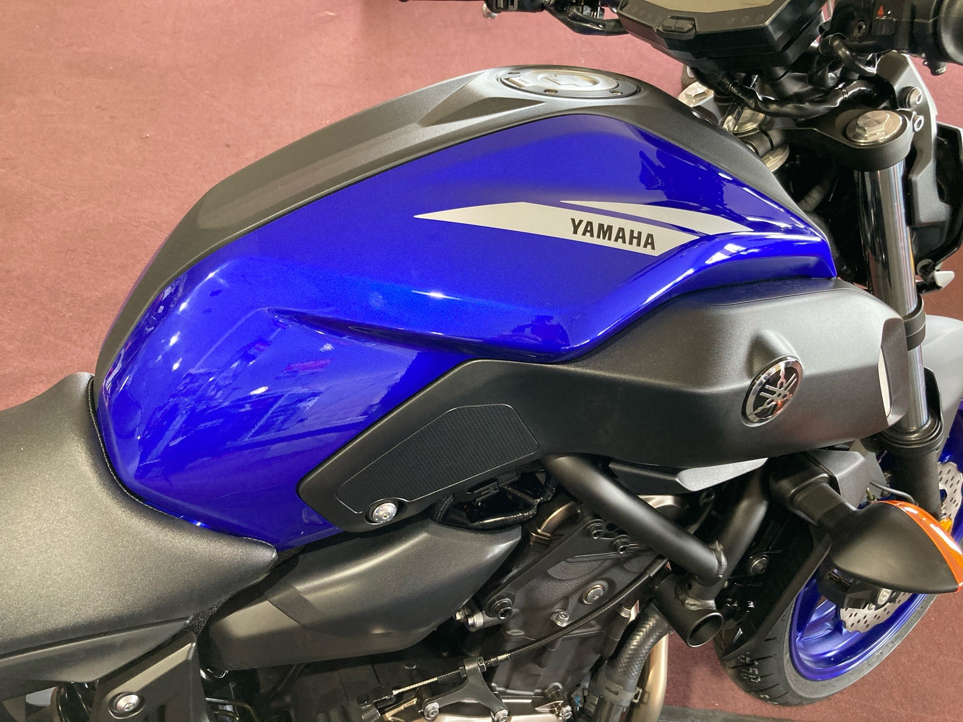 2020 Yamaha MT-07 in Belle Plaine, Minnesota - Photo 6