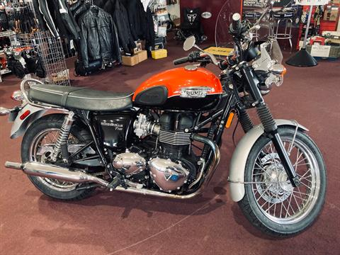 2015 Triumph Bonneville T100 in Belle Plaine, Minnesota - Photo 1