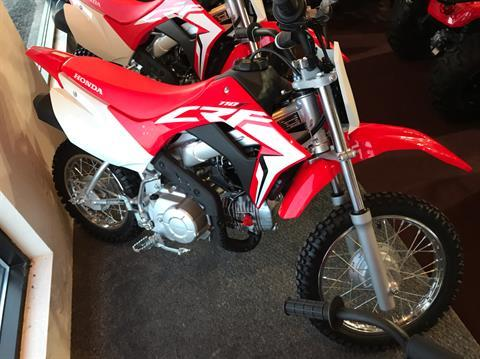 2020 Honda CRF110F in Belle Plaine, Minnesota