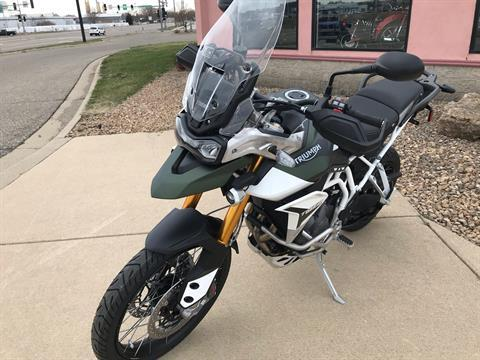 2020 Triumph Tiger 900 Rally Pro in Belle Plaine, Minnesota - Photo 3