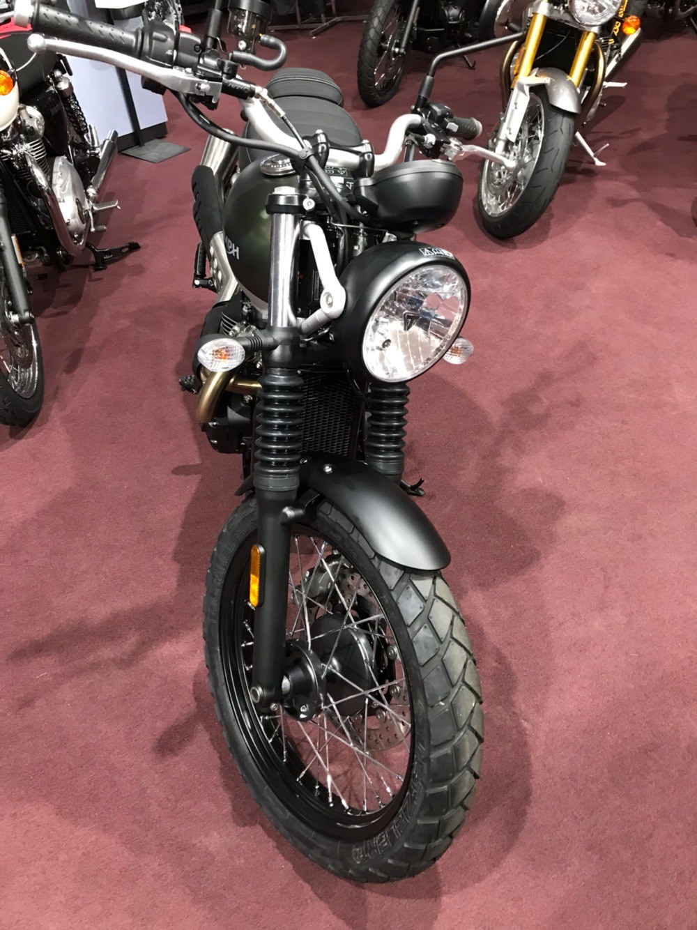 2019 Triumph Street Scrambler 900 in Belle Plaine, Minnesota - Photo 4