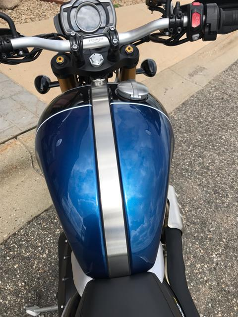 2019 Triumph Scrambler 1200 XE in Belle Plaine, Minnesota - Photo 5
