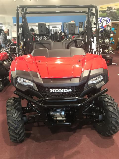 2020 Honda Pioneer 700 in Belle Plaine, Minnesota - Photo 2