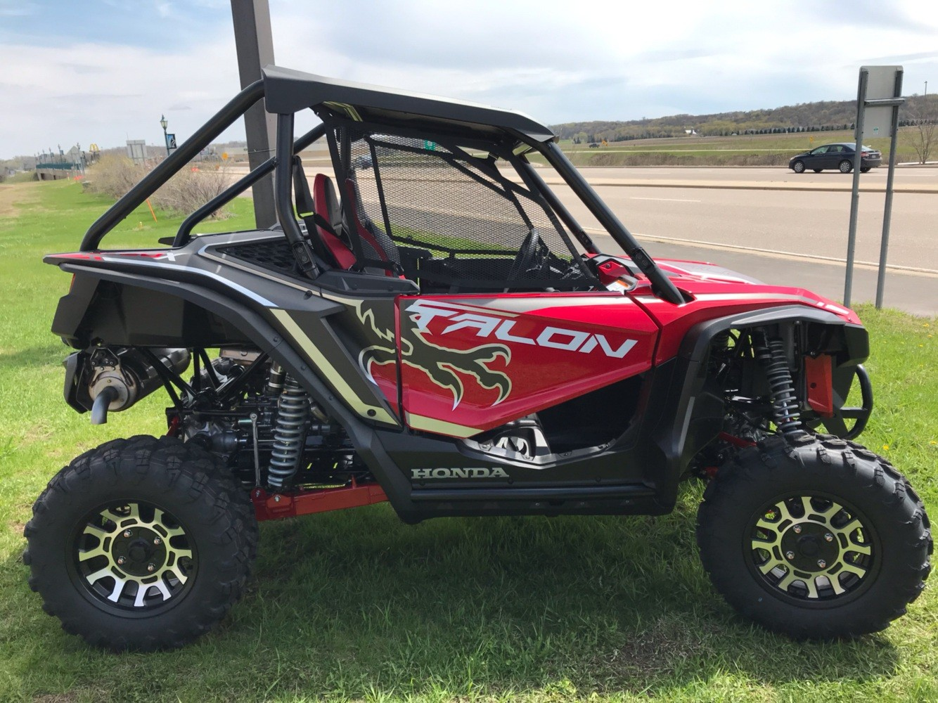 2019 Honda Talon 1000X in Belle Plaine, Minnesota - Photo 5