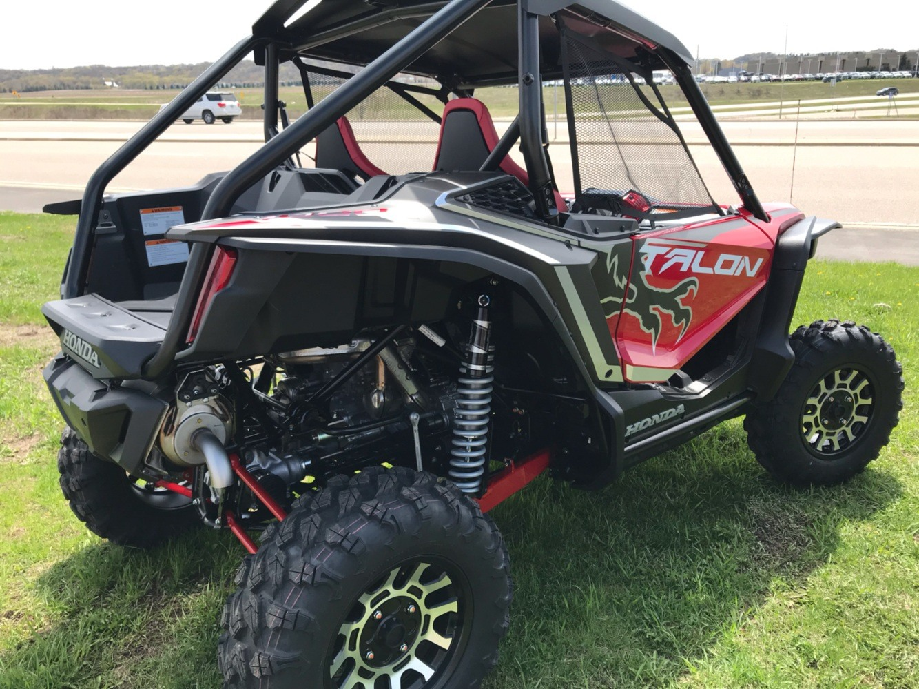 2019 Honda Talon 1000X in Belle Plaine, Minnesota - Photo 6
