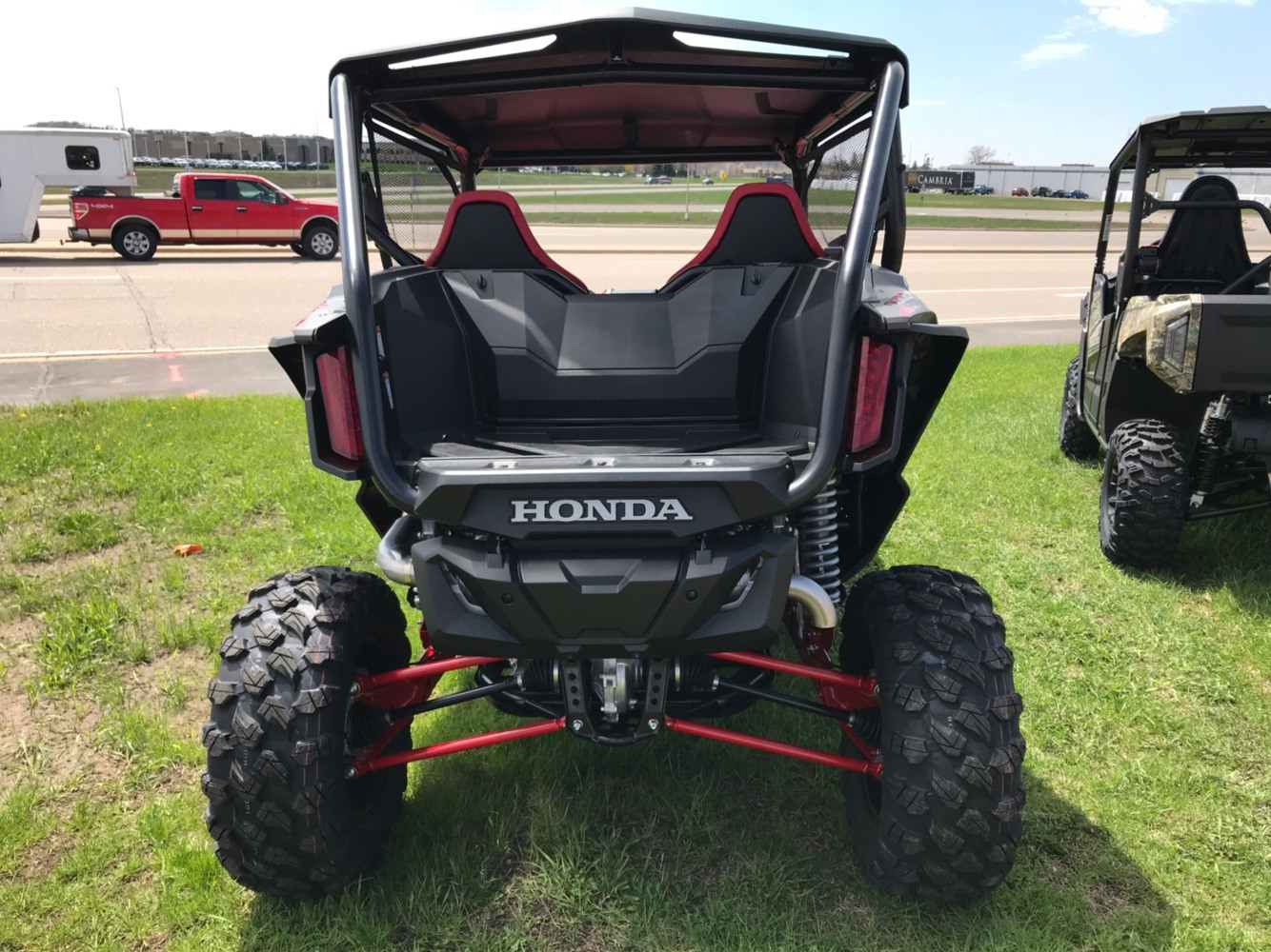2019 Honda Talon 1000X in Belle Plaine, Minnesota - Photo 7