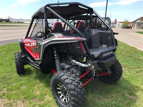 2019 Honda Talon 1000X in Belle Plaine, Minnesota - Photo 8