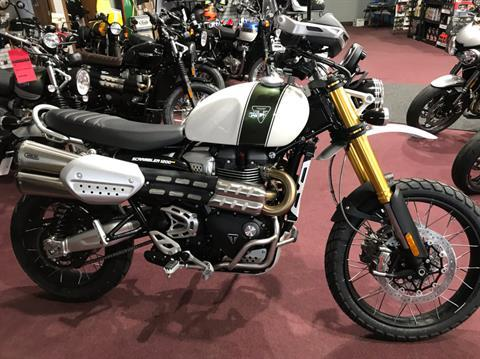 2019 Triumph Scrambler 1200 XE in Belle Plaine, Minnesota - Photo 1