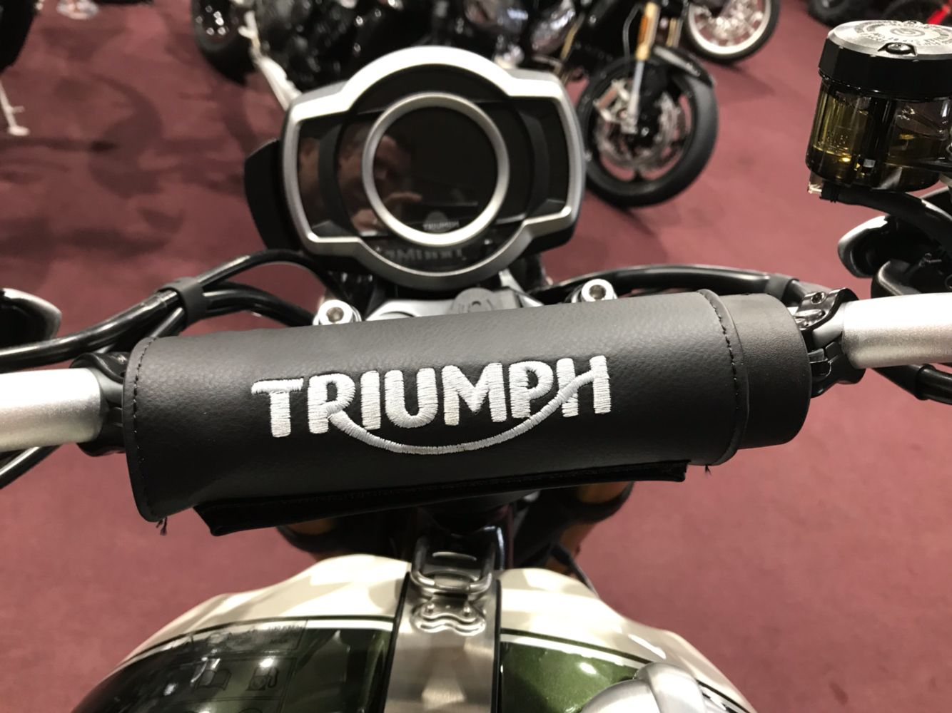 2019 Triumph Scrambler 1200 XE in Belle Plaine, Minnesota - Photo 10