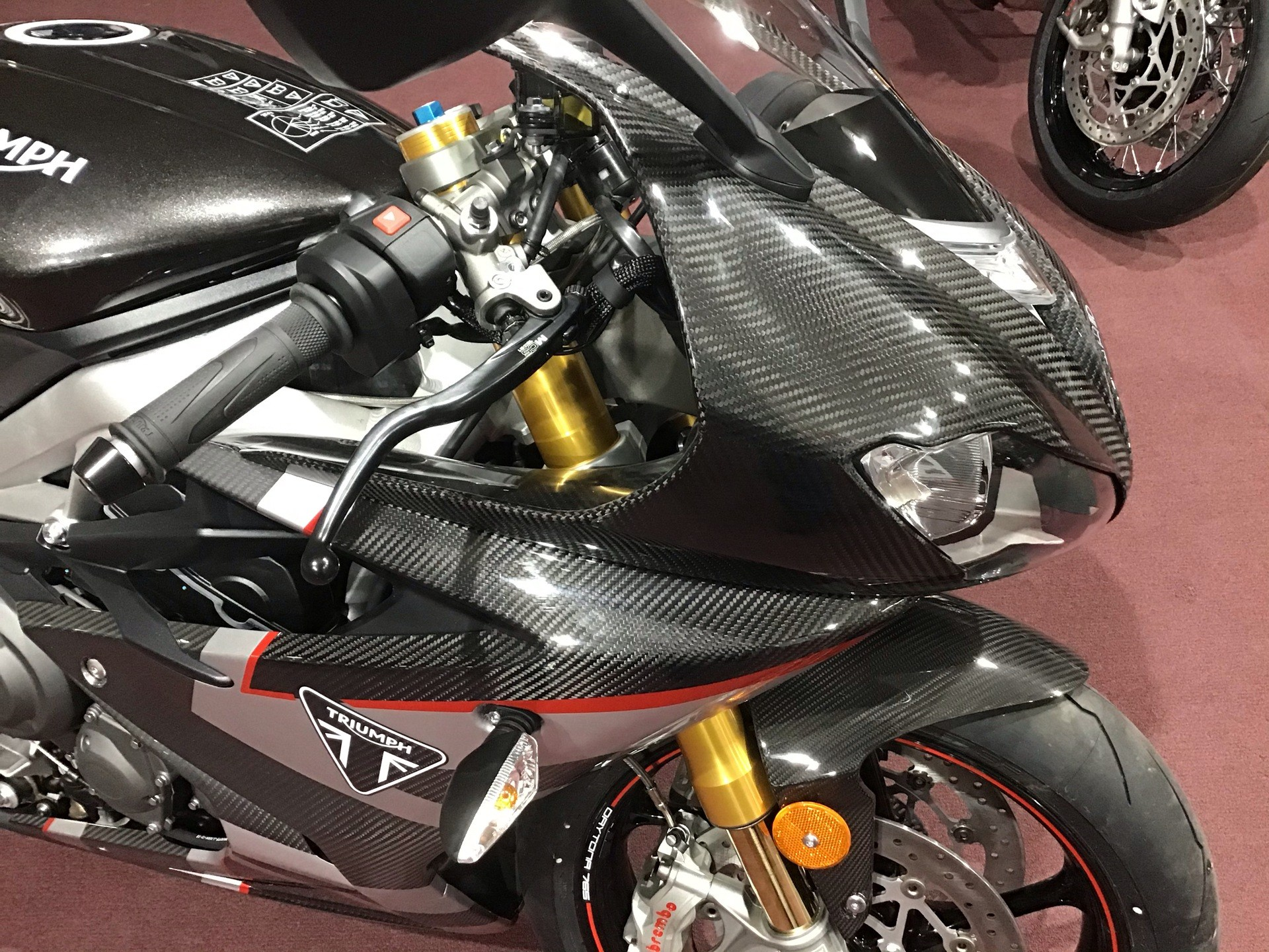 2020 Triumph Daytona Moto2 765 Limited Edition in Belle Plaine, Minnesota - Photo 3