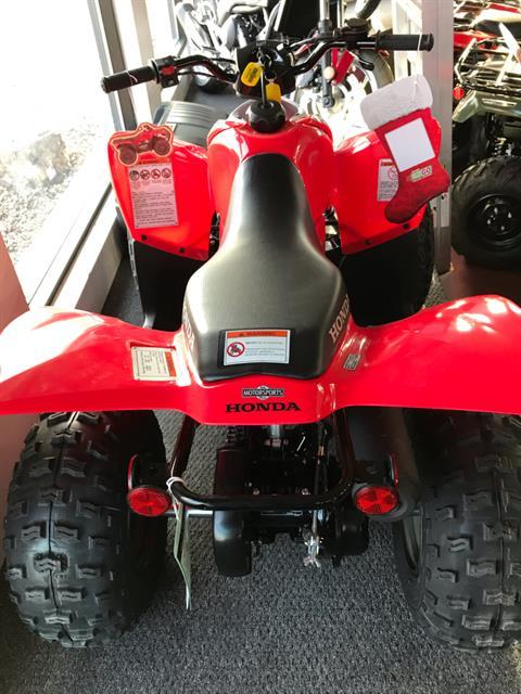 2020 Honda TRX90X in Belle Plaine, Minnesota - Photo 3