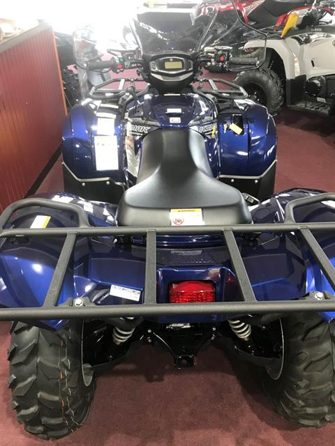 2017 Yamaha Kodiak 700 EPS SE in Belle Plaine, Minnesota