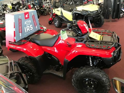 2018 Honda FourTrax Foreman Rubicon 4x4 Automatic DCT EPS in Belle Plaine, Minnesota - Photo 3