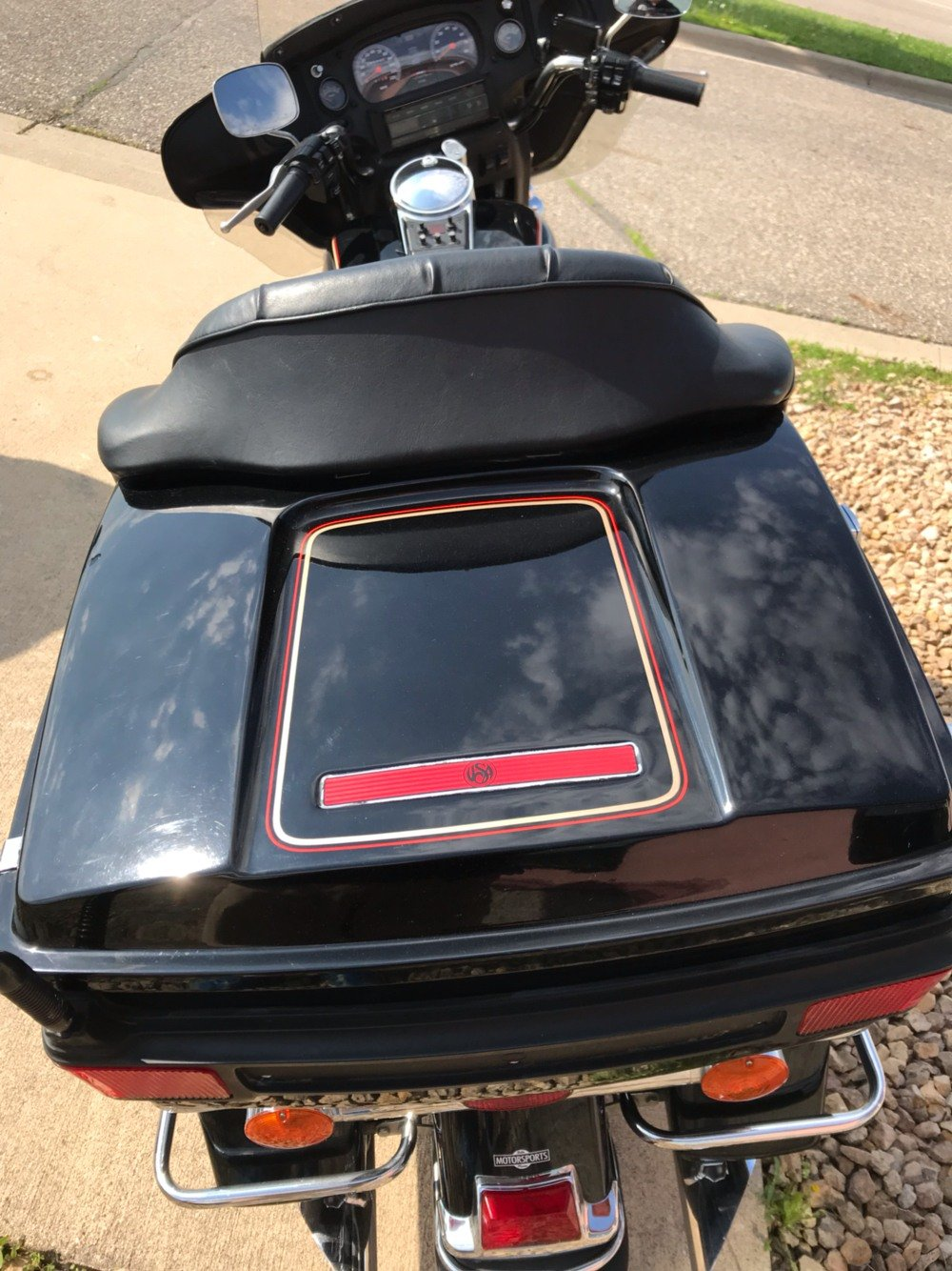 1992 Harley-Davidson Ultra Classic Electra Glide in Belle Plaine, Minnesota - Photo 6