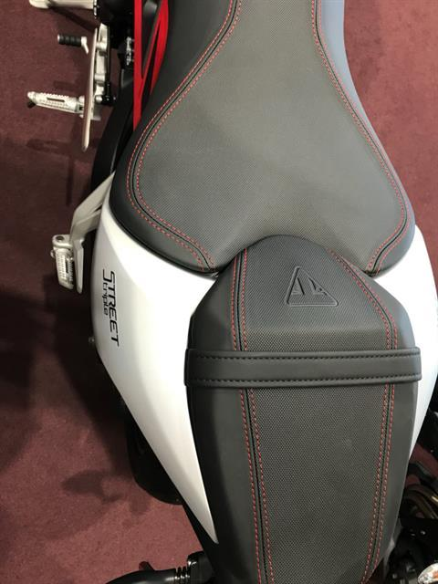 2018 Triumph Street Triple R LRH in Belle Plaine, Minnesota - Photo 3