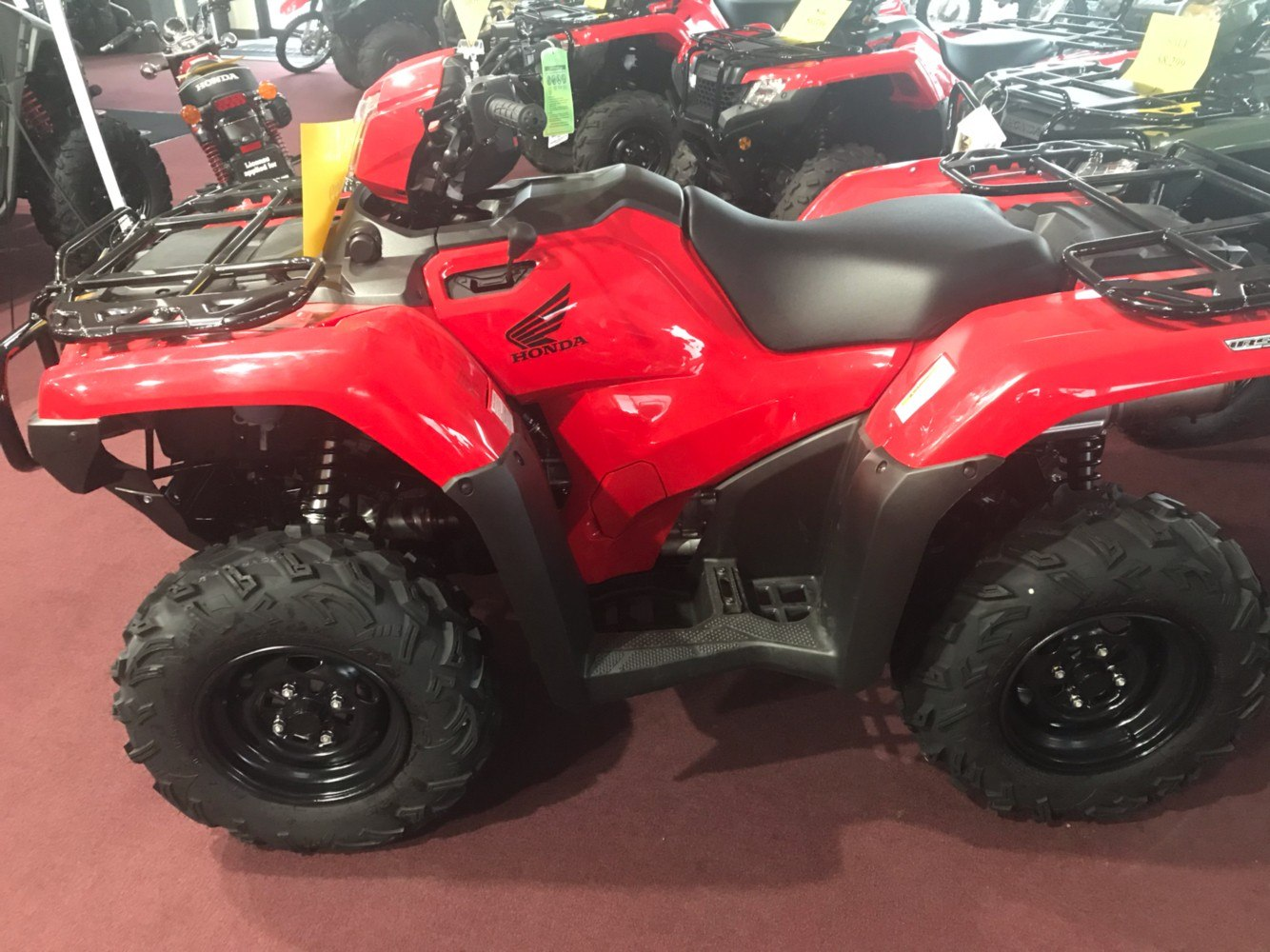 2019 Honda FourTrax Foreman Rubicon 4x4 Automatic DCT EPS in Belle Plaine, Minnesota - Photo 1