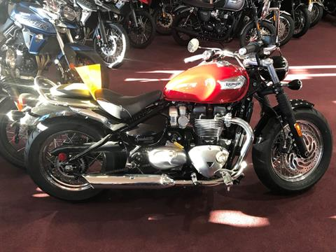 2018 Triumph Bonneville Speedmaster in Belle Plaine, Minnesota - Photo 1