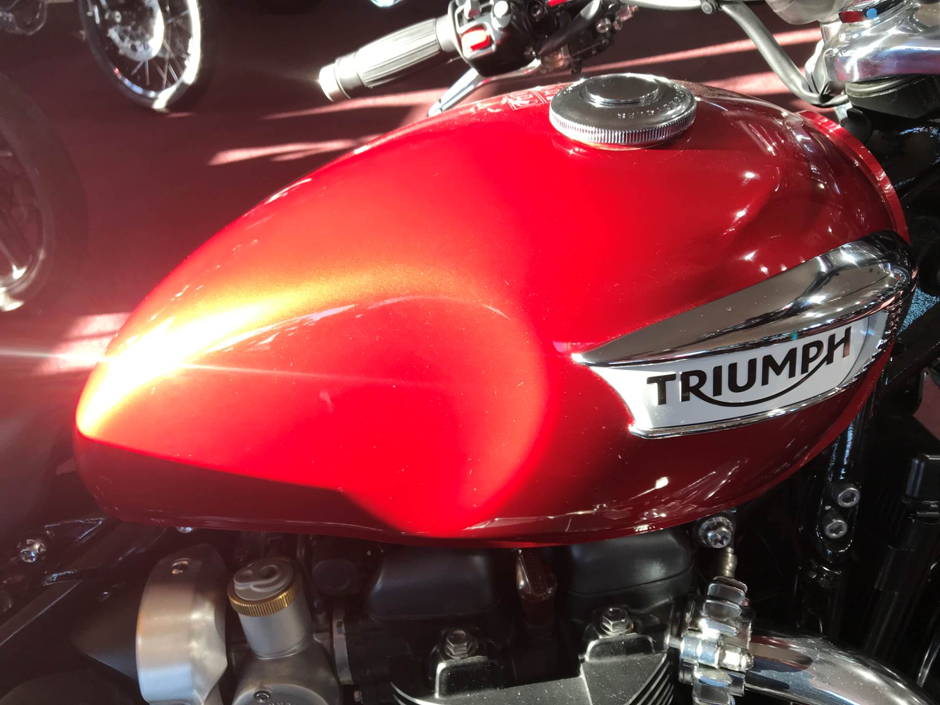 2018 Triumph Bonneville Speedmaster in Belle Plaine, Minnesota - Photo 3