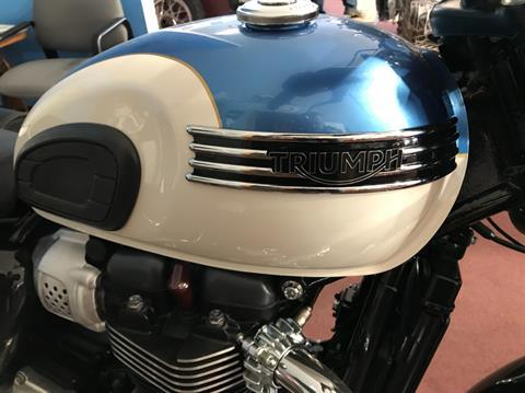 2018 Triumph Bonneville T100 in Belle Plaine, Minnesota - Photo 2