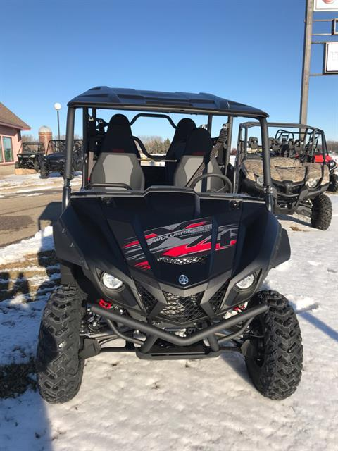 2019 Yamaha Wolverine X4 SE in Belle Plaine, Minnesota - Photo 2