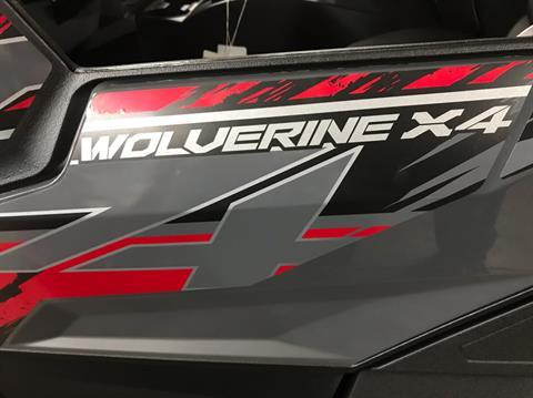 2019 Yamaha Wolverine X4 SE in Belle Plaine, Minnesota - Photo 7