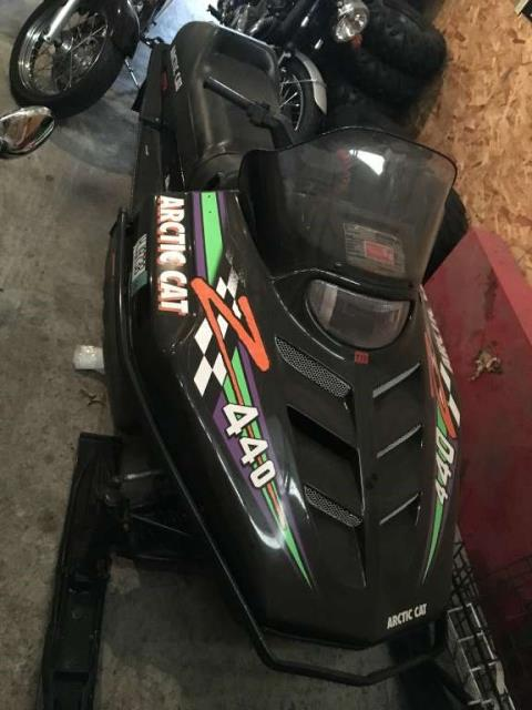 1995 Arctic Cat 440z Fan cooled in Belle Plaine, Minnesota