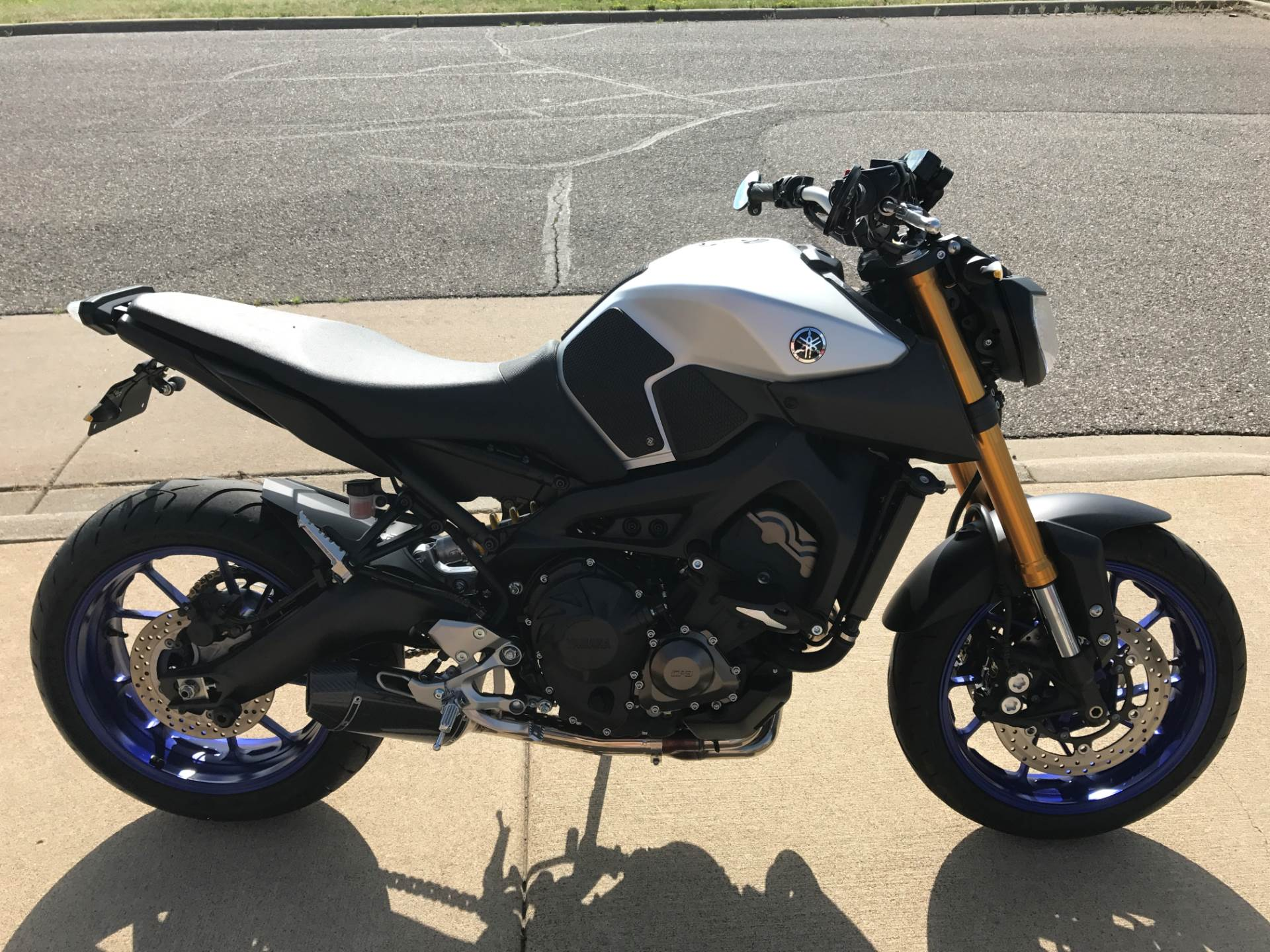 2015 Yamaha FZ-09 for sale 45210