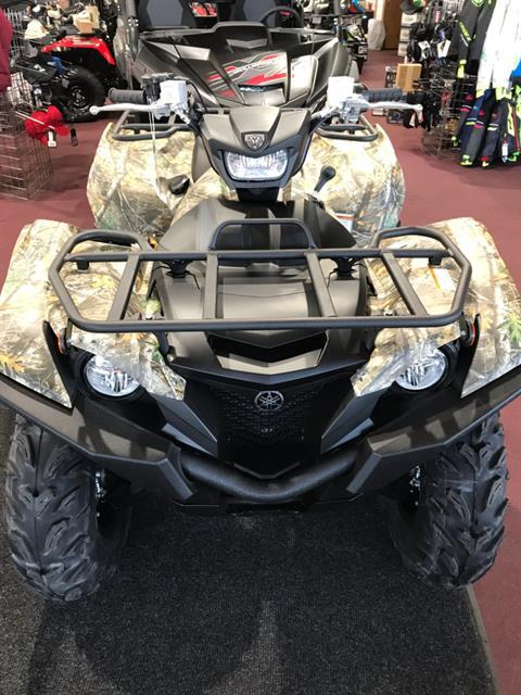 2019 Yamaha Grizzly EPS in Belle Plaine, Minnesota - Photo 2