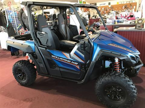 2019 Yamaha Wolverine X2 R-Spec SE in Belle Plaine, Minnesota - Photo 1