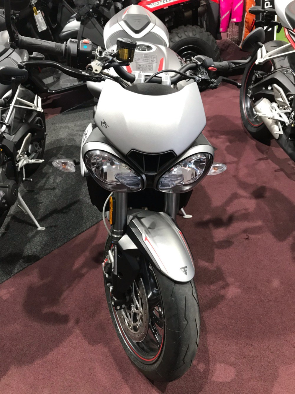 2018 Triumph Street Triple RS in Belle Plaine, Minnesota