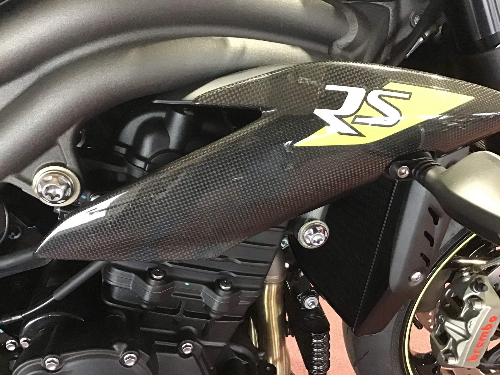 2020 Triumph Speed Triple RS in Belle Plaine, Minnesota - Photo 8