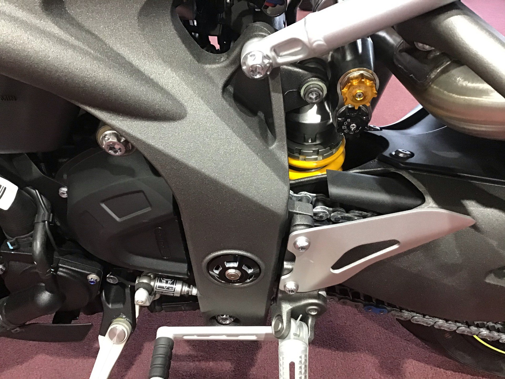 2020 Triumph Speed Triple RS in Belle Plaine, Minnesota - Photo 13