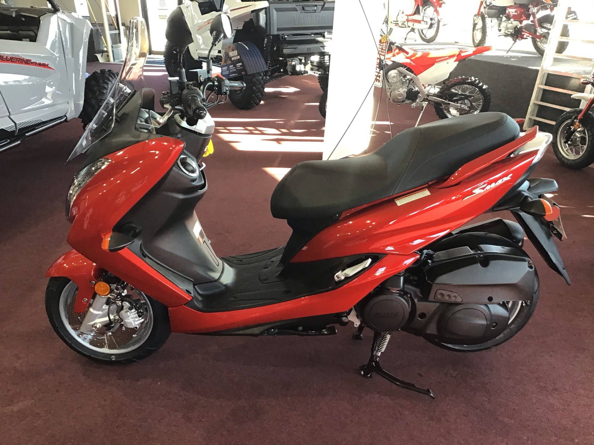 2020 Yamaha SMAX in Belle Plaine, Minnesota - Photo 1
